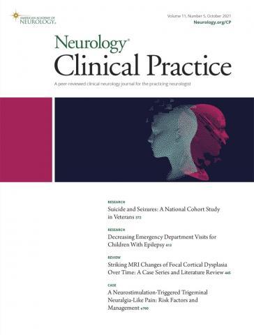 Neurology: Clinical Practice: 11 (5)