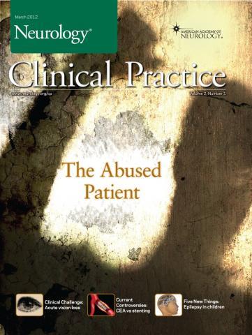 Neurology: Clinical Practice: 2 (1)