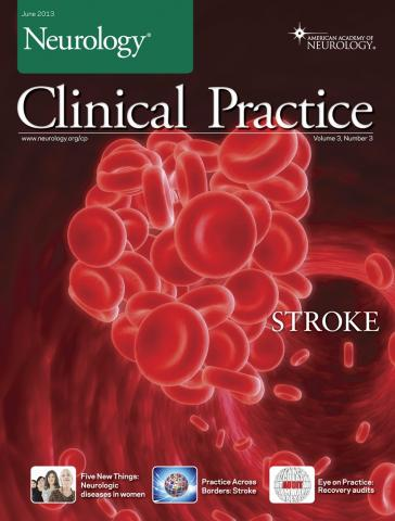 Neurology: Clinical Practice: 3 (3)