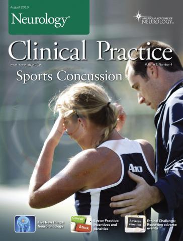 Neurology: Clinical Practice: 3 (4)