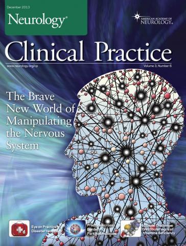 Neurology: Clinical Practice: 3 (6)