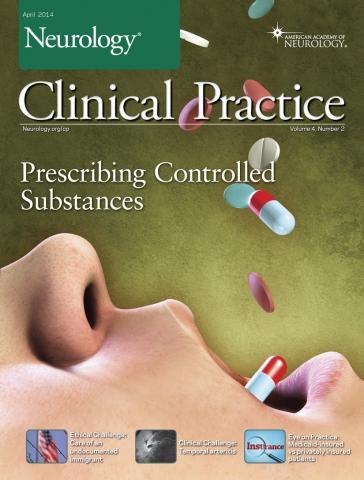 Neurology: Clinical Practice: 4 (2)