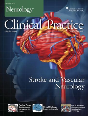 Neurology: Clinical Practice: 4 (5)