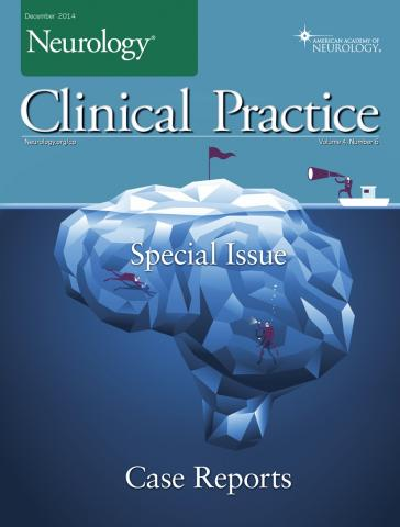 Neurology: Clinical Practice: 4 (6)