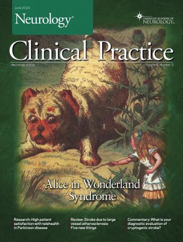 Neurology: Clinical Practice: 6 (3)