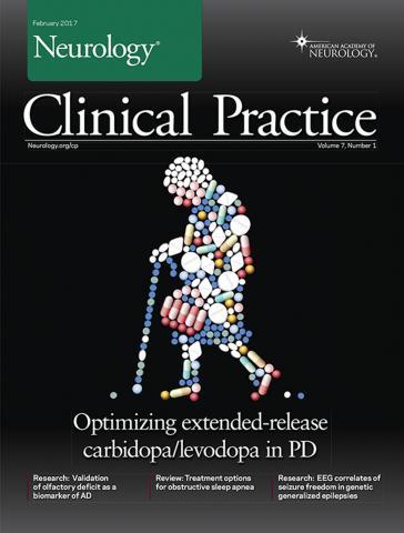 Neurology: Clinical Practice: 7 (1)