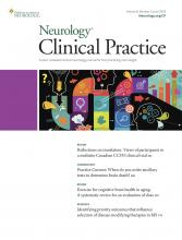 Neurology: Clinical Practice: 8 (3)